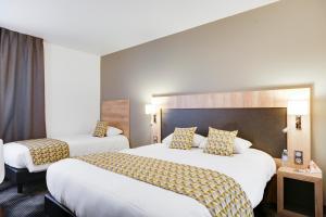 Brit Hôtel Confort Loches, Hotels  Loches - big - 11