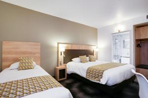 Brit Hôtel Confort Loches, Hotels  Loches - big - 10