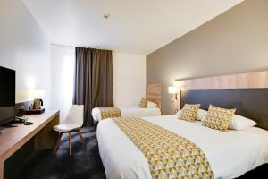 Brit Hôtel Confort Loches, Hotels  Loches - big - 9