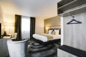 Brit Hôtel Confort Loches, Hotels  Loches - big - 8