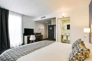 Brit Hôtel Confort Loches, Hotels  Loches - big - 20