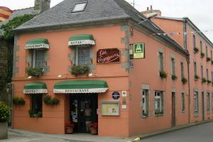 Hôtel Restaurant des Voyageurs, Hotely  Plonéour-Lanvern - big - 20