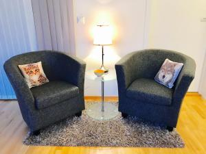 Arctic Comfort Central Flat, Apartments  Tromsø - big - 13