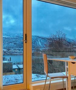 Arctic Comfort Central Flat, Appartamenti  Tromsø - big - 12