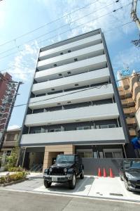 Apartment in Kuwazu 424, Apartmány  Osaka - big - 4