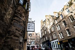 High Street Hostel, Hostels  Edinburgh - big - 7