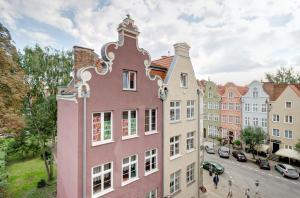 Old Town by Welcome Apartment, Apartmány  Gdaňsk - big - 147