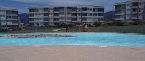 Lomas de Papudo Departamento, Ferienwohnungen  Papudo - big - 32