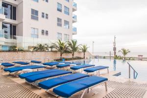 Apartamento Radisson, Ferienwohnungen  Cartagena de Indias - big - 4
