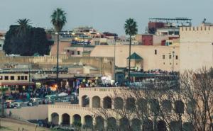 Riad Golf Stinia, Bed & Breakfasts  Meknès - big - 48