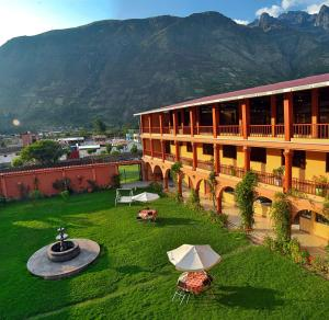 Qasana Plaza Calca, Hotels  Calca - big - 55