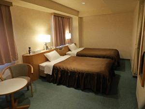 Southern Cross Inn Matsumoto, Отели эконом-класса  Мацумото - big - 5