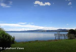Lakefront Rotorua House in Town, Vily  Rotorua - big - 2