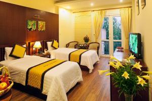 Huyen Chau Hotel, Hotely  Hanoj - big - 5