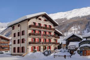 Hotel Bahnhof - Zermatt