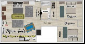 Private Vegas Casitas, Pensionen  Las Vegas - big - 13