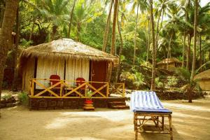 Krishna Paradise Beach Resort, Rezorty  Cola - big - 9