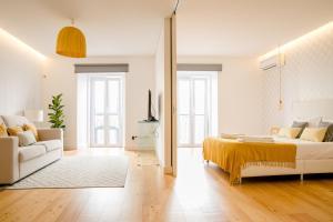 Loving Chiado, Appartamenti  Lisbona - big - 117