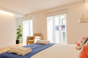Loving Chiado, Appartamenti  Lisbona - big - 138