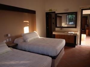 Hotel Boutique La Casona de Don Porfirio, Hotely  Jonotla - big - 12