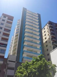 Apartment Ed. Soldar Dos Corais, Apartmány  Guarapari - big - 10