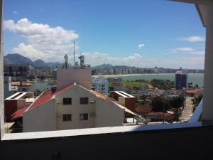 Apartment Ed. Soldar Dos Corais, Apartmány  Guarapari - big - 11