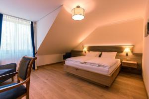 Hotel-Gaststätte zum Erdinger Weißbräu, Отели  Мюнхен - big - 8