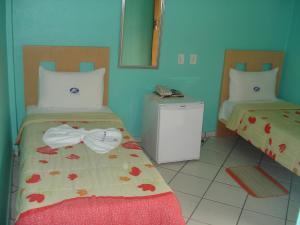 Hotel Katraca Palace, Hotely  Vitória da Conquista - big - 5
