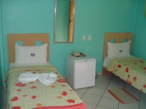 Hotel Katraca Palace, Hotely  Vitória da Conquista - big - 13