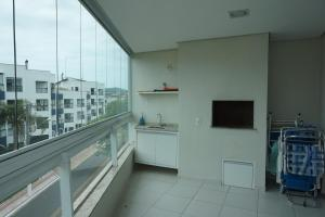 Porto Del Mar - Canasvieiras, Appartamenti  Florianópolis - big - 87