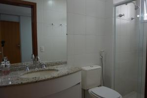 Porto Del Mar - Canasvieiras, Appartamenti  Florianópolis - big - 86