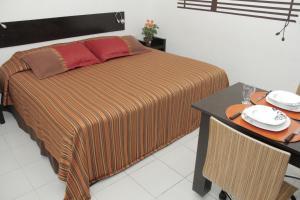 Aparthotel Siete 32, Apartmánové hotely  Mérida - big - 20