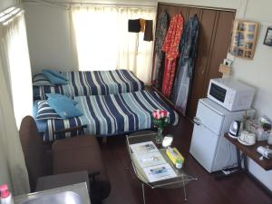 Resident Flat Nakakoshima 201, Ferienwohnungen  Nagasaki - big - 32