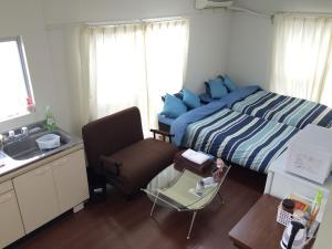 Resident Flat Nakakoshima 201, Ferienwohnungen  Nagasaki - big - 35
