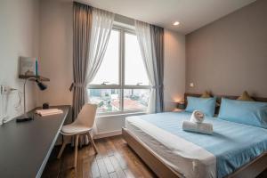 Christina's Hanoi - Lancaster City Living, Apartmány  Hanoj - big - 17