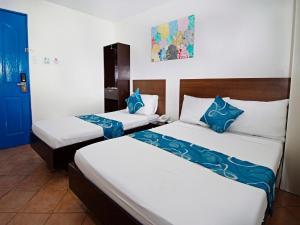 Skyblue Hotel, Szállodák  Cebu City - big - 10