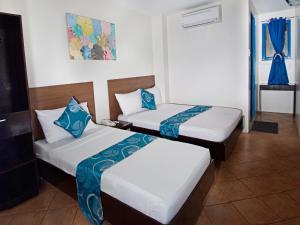 Skyblue Hotel, Szállodák  Cebu City - big - 9