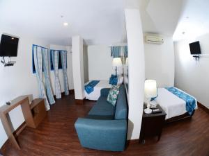 Skyblue Hotel, Szállodák  Cebu City - big - 28
