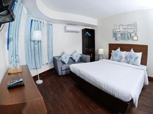 Skyblue Hotel, Szállodák  Cebu City - big - 25