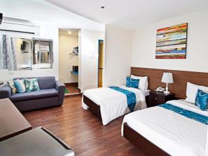 Skyblue Hotel, Szállodák  Cebu City - big - 17