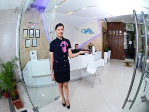 Skyblue Hotel, Szállodák  Cebu City - big - 45