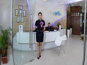 Skyblue Hotel, Szállodák  Cebu City - big - 44
