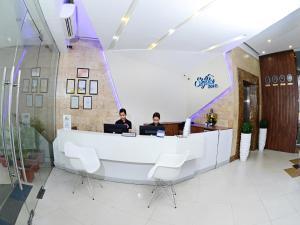 Skyblue Hotel, Szállodák  Cebu City - big - 43