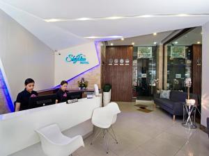Skyblue Hotel, Szállodák  Cebu City - big - 38