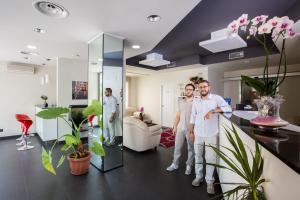 Hotel Residence Le Ceramiche, Hotels  Montalto Uffugo - big - 64