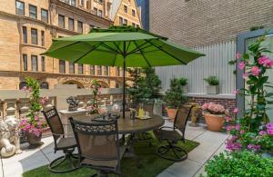 Suite Junior con terraza - Cama extragrande
