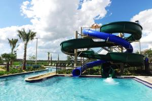 Four Bedrooms w/ Pool Townhome 4855, Holiday homes  Kissimmee - big - 15