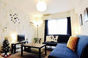 Apartment in Shikitsuhigashi 302, Apartmány  Ósaka - big - 3