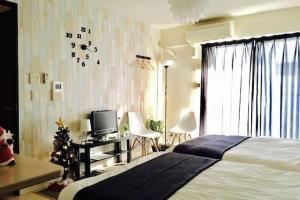 Apartment in Shikitsuhigashi 302, Ferienwohnungen  Osaka - big - 18