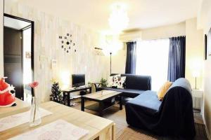 Apartment in Shikitsuhigashi 302, Apartmány  Ósaka - big - 30